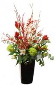 Seasonal Vase of Flowers